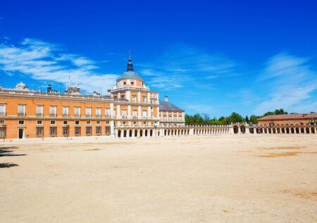 アランフェス宮殿のロイヤル スペイン