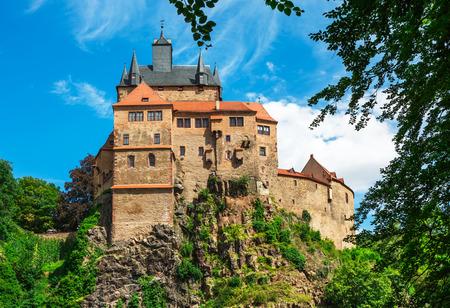 saxony: Kriebstein castle, Saxony