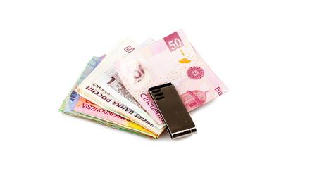 third world: Cash in the Third World