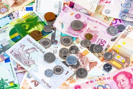 third world: Cash in the Third World and Europe