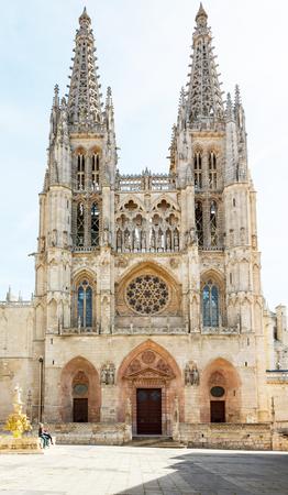 サンタ マリア、スペインの大聖堂、ブルゴス