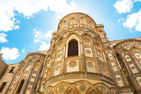 モンレアーレ大聖堂、nähe パレルモ, シシリー, イタリア