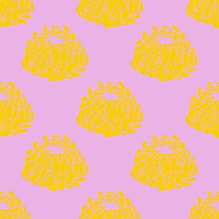 Simple pink pattern illustration