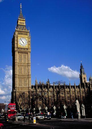 Big Ben in London photo