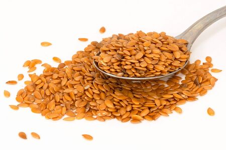 Flax seed is also known as Linseed. Flaxseed oil is contains alpha-linolenic acid. Flaxseed itself (ground or whole) also contains lignans, which may have antioxidant actions which are supposedly heathy for the , and possible cancer prevention. Is al photo