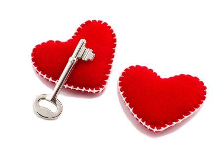 Key yo Love, Heart photo