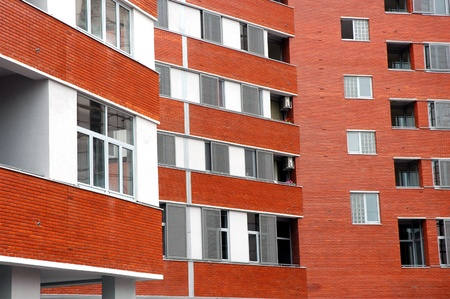 modern buildings  photo