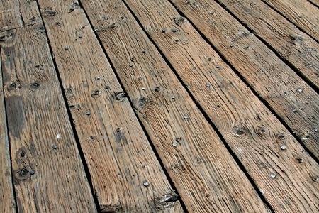 pier wood