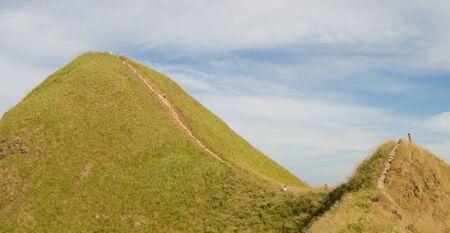 riskiness: mountain in thailand (kanchanaburi) Stock Photo