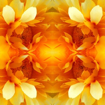 Background à floral patterns