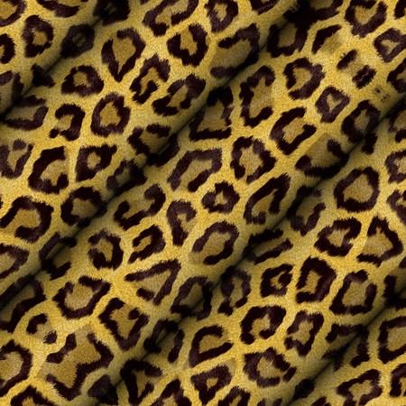 Tela Foto leopardo motivos estilizados en la computadora Foto de archivo - 71001606