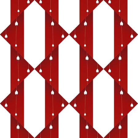 Background at heart pattern for scrapbooking or other Reklamní fotografie