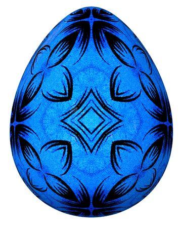 Fabric computer design easter egg Reklamní fotografie