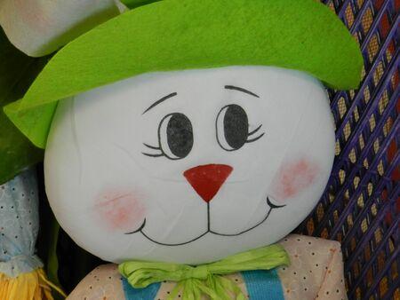 Easter Doll Reklamní fotografie