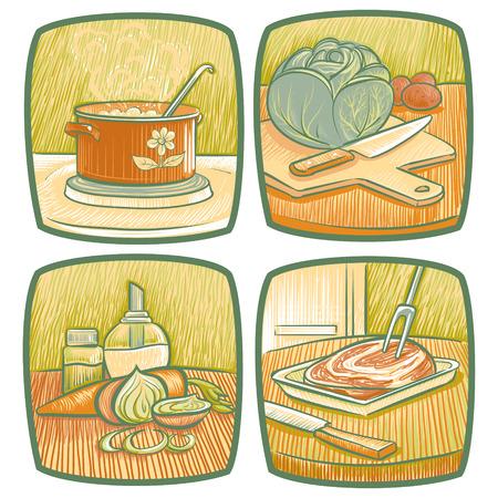lobule: Pots and pans