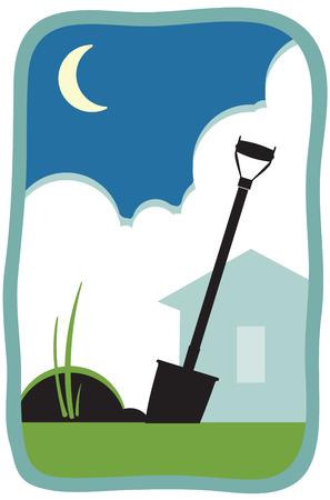 Planting in the soil on the lunar calendar