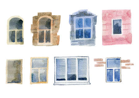Types of Windows from the street