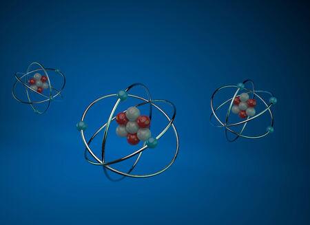 neutrons: Atoms 3D