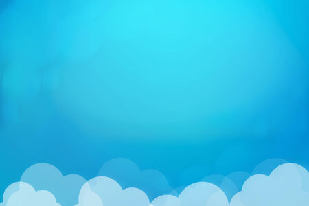 Blue Cloud On Sky photo