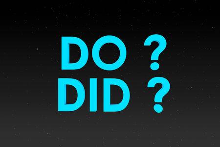 did: do did word