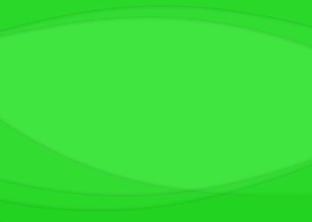 copyspace: Green curve abstract copyspace