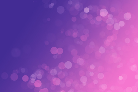 pink purple gradient bokeh soft ramantic background Stock Photo