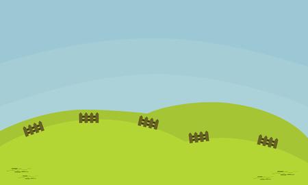 Green farm Presentation Background