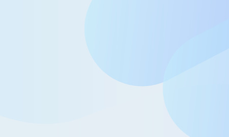 Blue Sky gradient color technology background