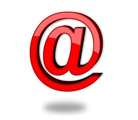 3d email icon for web  3d email icon for web