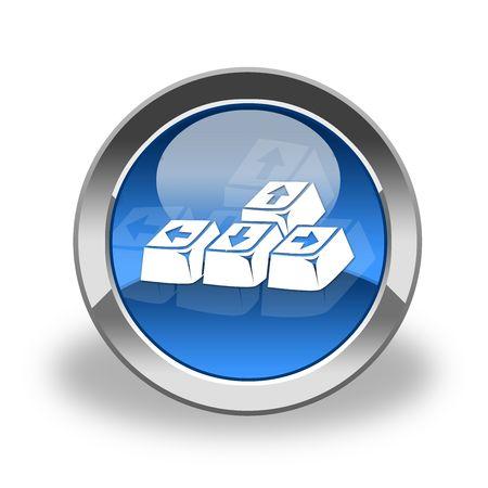 keyboard button, icon