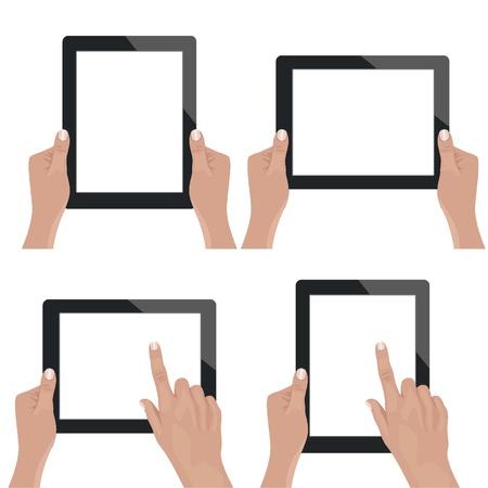 Tablet Vectores