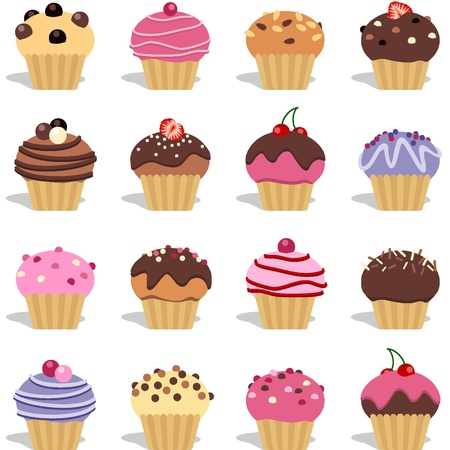 muffin:  Cupcakes