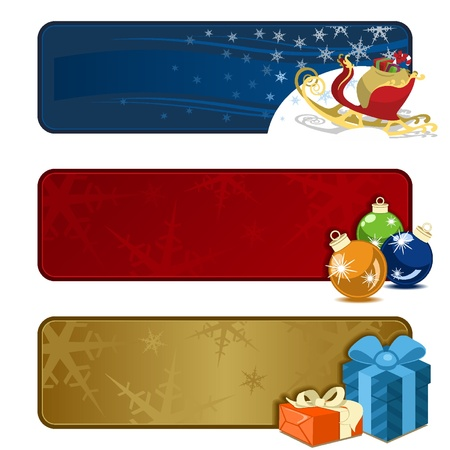 Christmas Wallpapers Stock Vector - 18134285