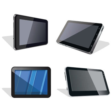 Tablet Stock Vector - 18134236