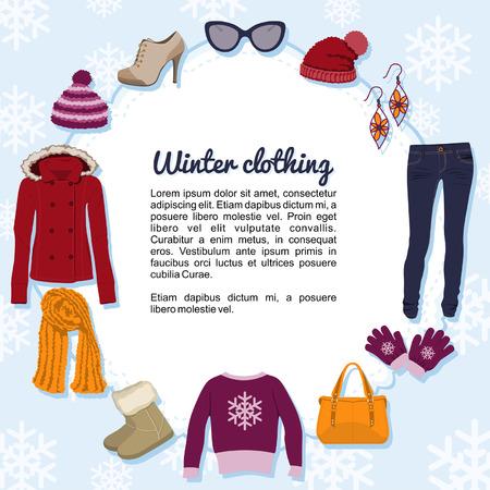 ropa de invierno: La ropa de invierno