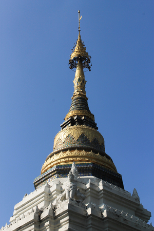 Temple in Thailand is a very Beautiful Stock Photo - 22970509
