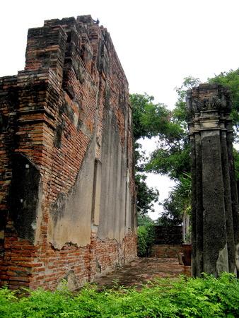 progenitor: Ancient ruin from warfare