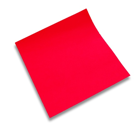 red paper notes photo