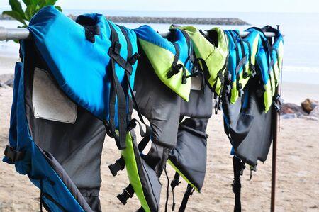 life jacket: Life jacket