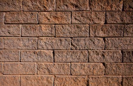 paredes de ladrillos: Pared de ladrillo vieja. La textura de la antigua fábrica de ladrillo.