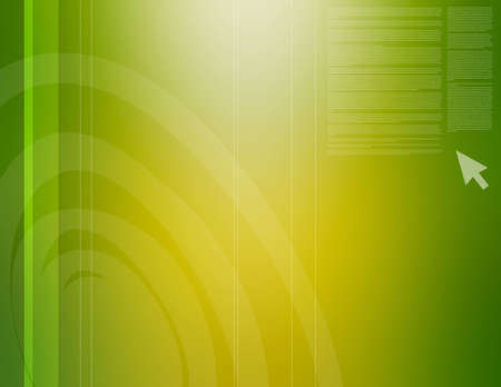 Beautiful abstract green background