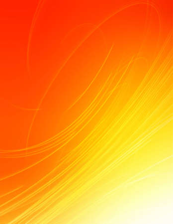 swirling: Yellow and red swirling background with a high-tech feel.