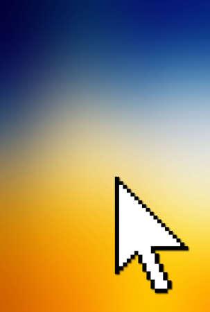 clic: Computer cursor