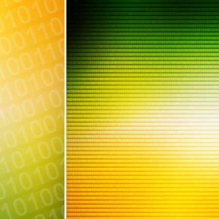 High tech abstract background Standard-Bild