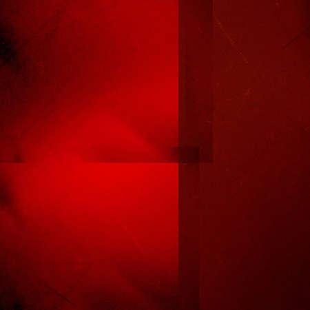 Grungy rot Textur  Standard-Bild - 294411
