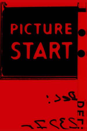 Picture start frame of 35 mm motion film Standard-Bild
