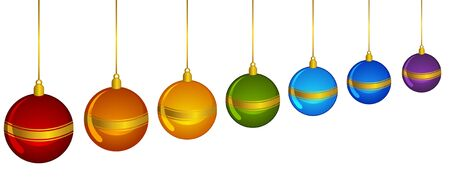 boll: Christmas decoration with bolls Stock Photo