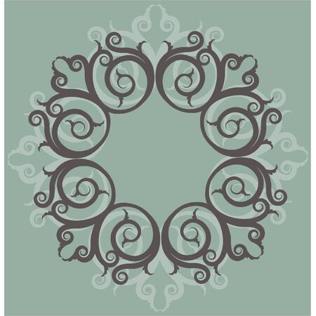 Vintage tapestry background. Stock Vector - 11294963