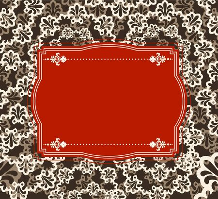 Vintage tapestry background. photo