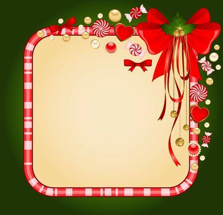 candycane: Christmas background with Candy cane.